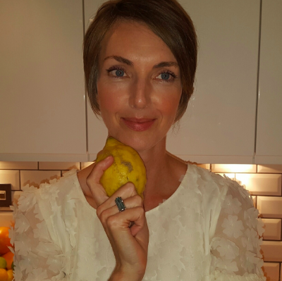 lovin' that lemon.....