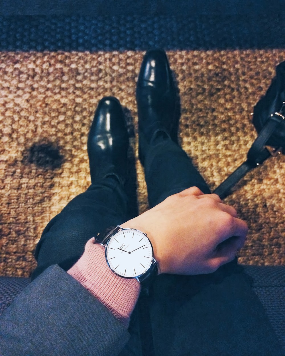 mybelonging-menswearblogger-danielwellington-watch.JPG