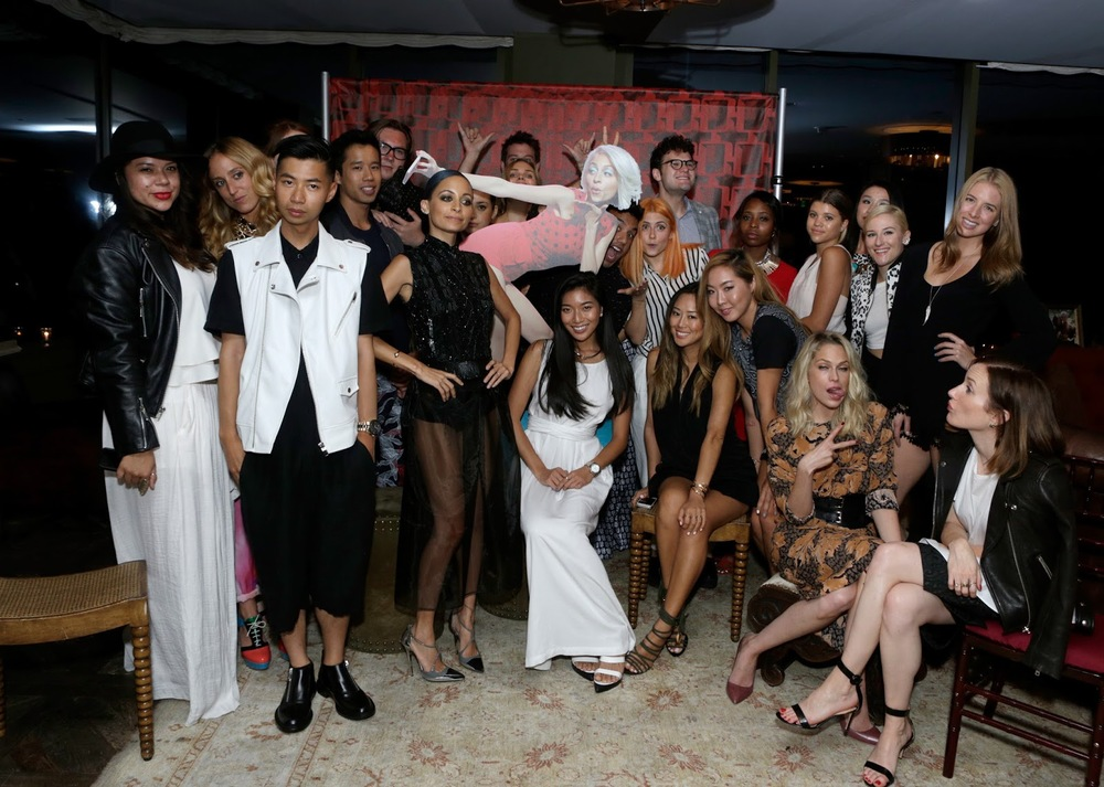 Just This Monday Evening At The Soho House In West Hollywood, I, Along With  Some Of The Most Esteemed Fashion Bloggers And Major Media Influencers, ...