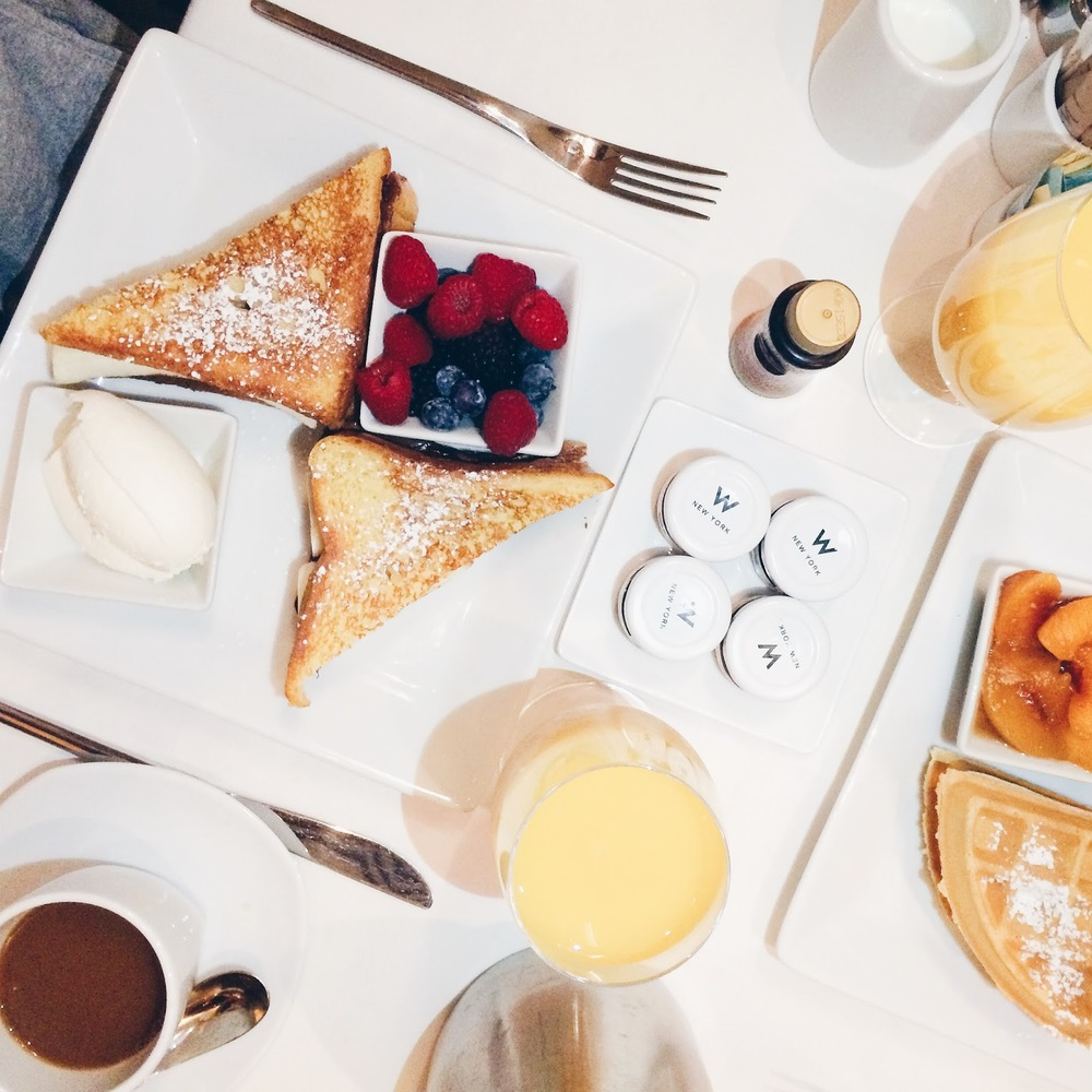 w-hotels-nyc-continental-breakfast.JPG