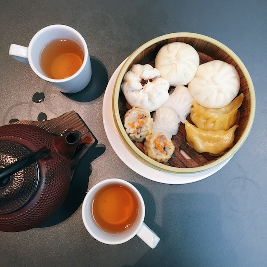 Afternoon tea:  Although not the best dim sum I've tasted in my lifetime, the tea parlor residing within the   Asia Art Museum   is a wonderful respite after getting your appetite whet from all the exhibits. The tea selection is surprisingly strong.