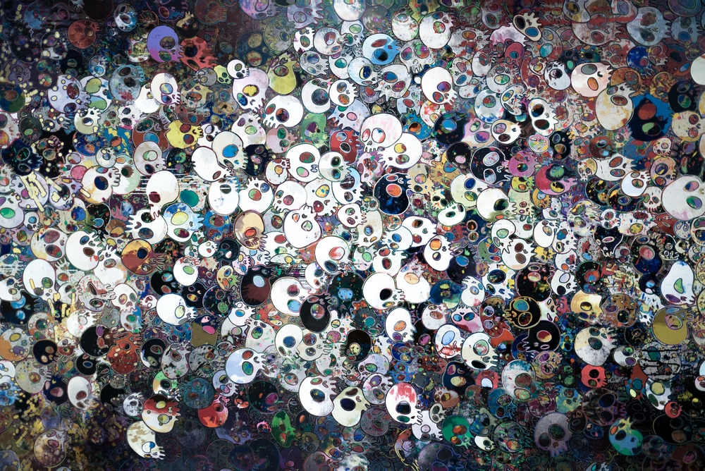 Takashi Murakami - End of Line