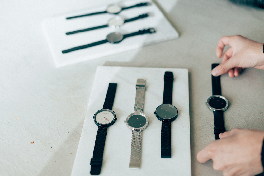 Men's Minimal Domenico Watches