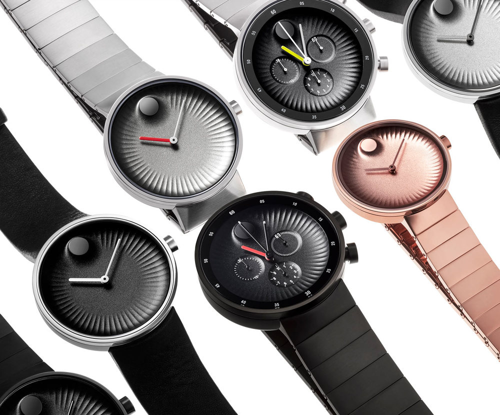 Men's Minimal Movado Watches