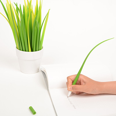 Grass Leaf Pen Set