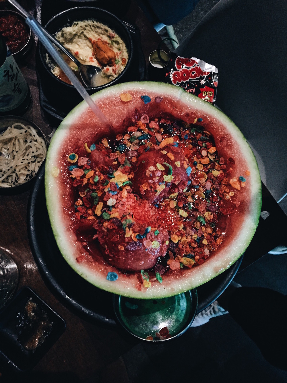 4. Watermelon Poprocks Soju