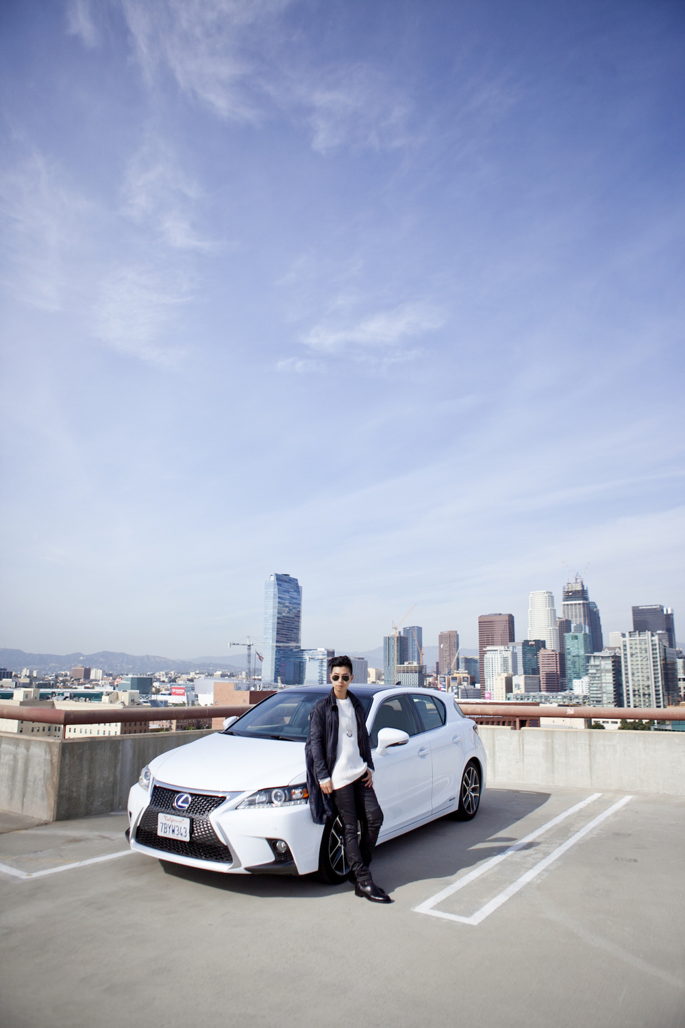Taking the Lexus CT200H proved to be the ultimate luxury sedan for my foodie experience across Los Angeles