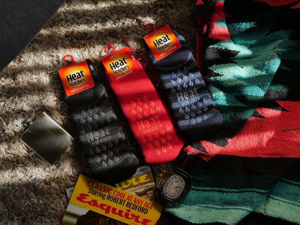 Heat Holders Signature Thermal Socks -