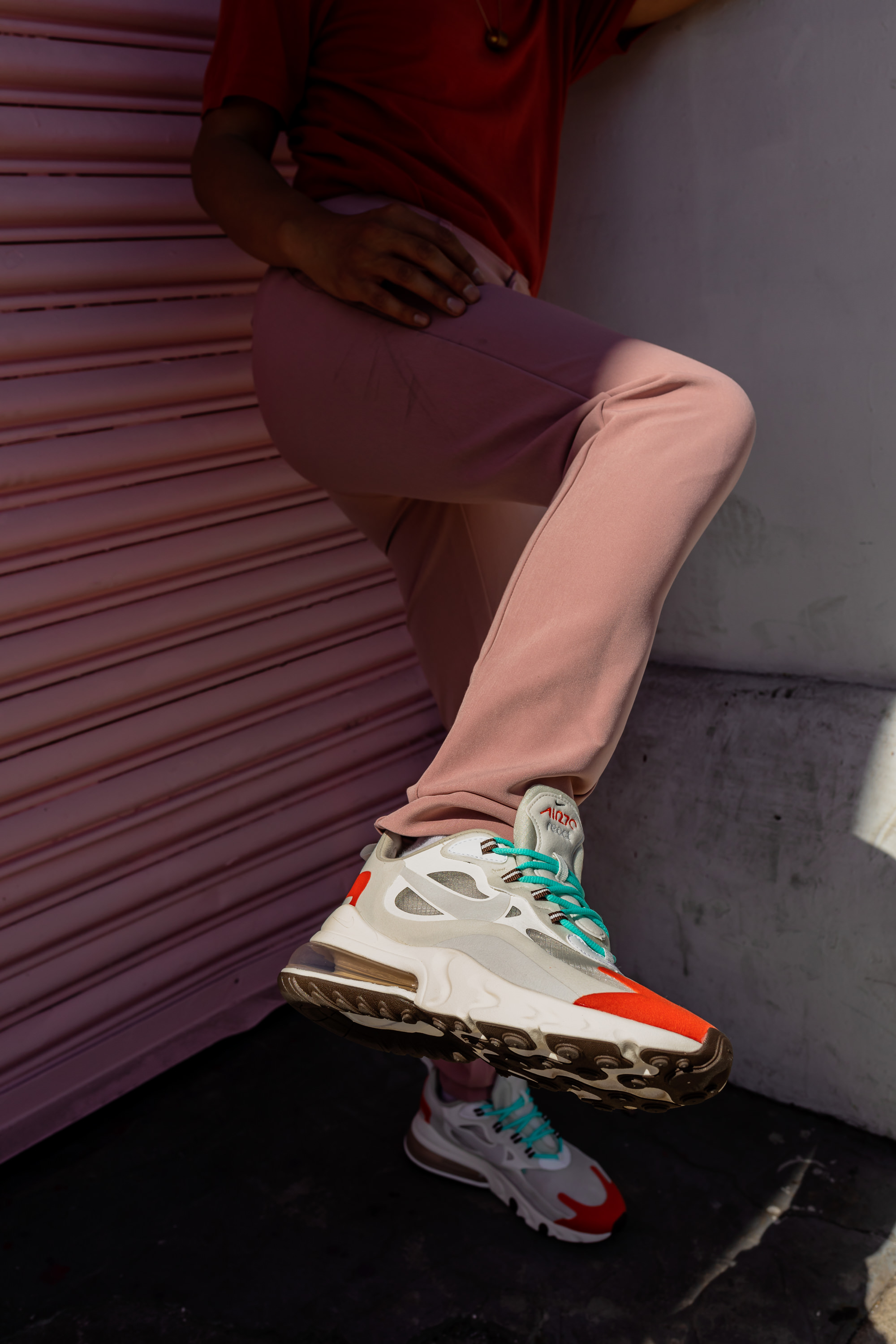 Nike Does It Once Again with Air Max 270 React Streetstyle