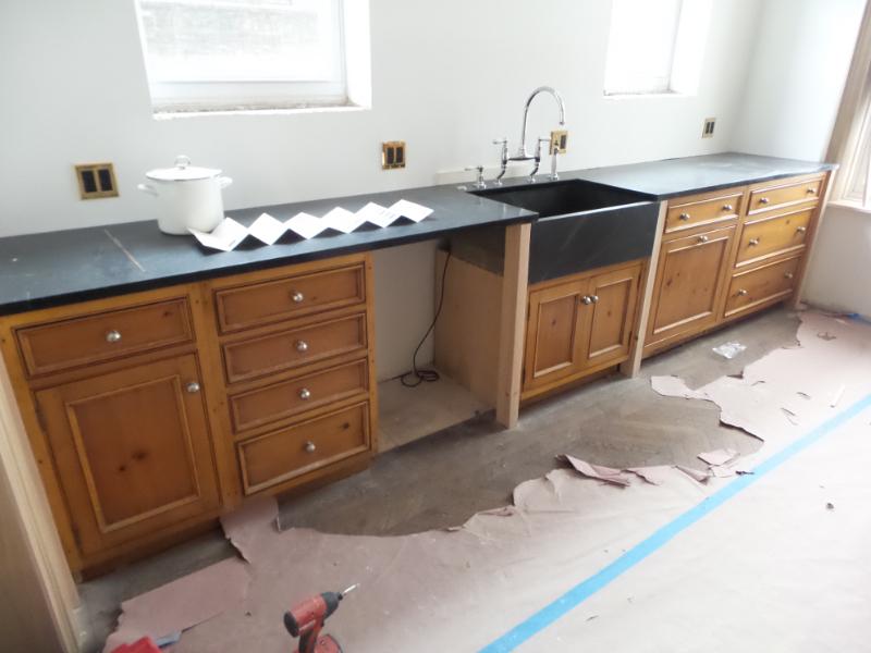Logan Square Two-unit Renovation  Construction
