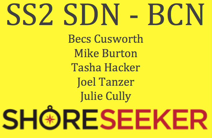 SS2 - Becs Cusworth, Mike Burton, Tasha Hacker, Joel Tanzer, Julie Cully