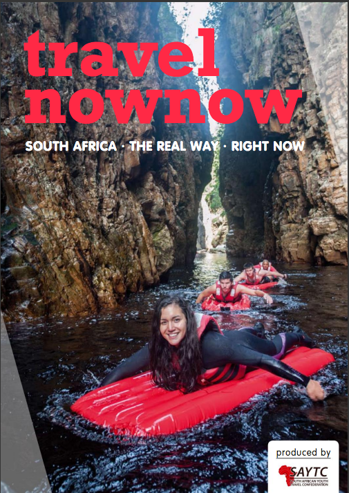2015: Curated the content for the  Travel Now Now  magazine for youth tourists in South Africa. It offered the best of backpacking, volunteering, tours, safaris and English language studies in the country.   Read More
