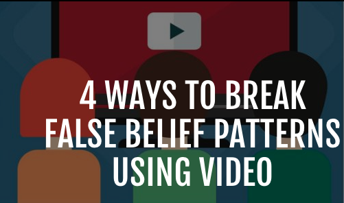 4 Ways to Break False Belief Patterns Using Video - Belief. Is. Everything. As Henry Ford once said,