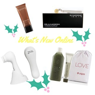 Our new gift ideas online now for Christmas! #loveskin #christmas #gifts #healthylifestyle