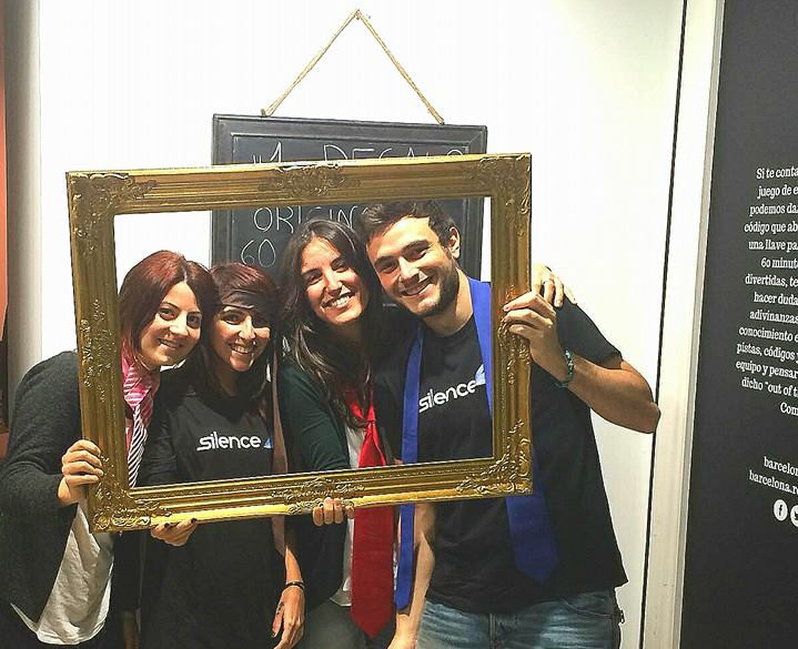 Parejas Escape Room Barcelona