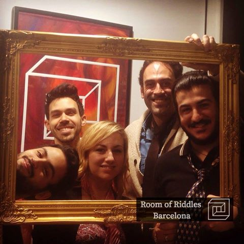 Escape Room Barcelona grupo