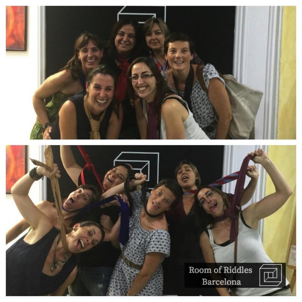 Despedia de Solteros Escape Room Barcelona