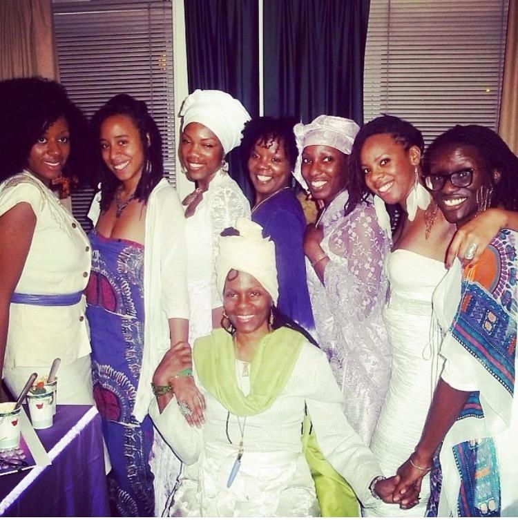 Sacred Woman Graduation 2012 - Brooklyn, New York