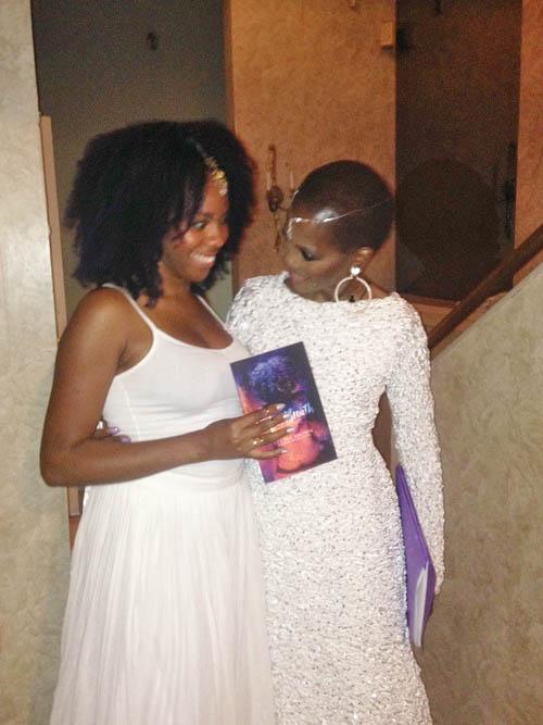 'Before Breath' Book Launch 2015 - Manhattan, New York