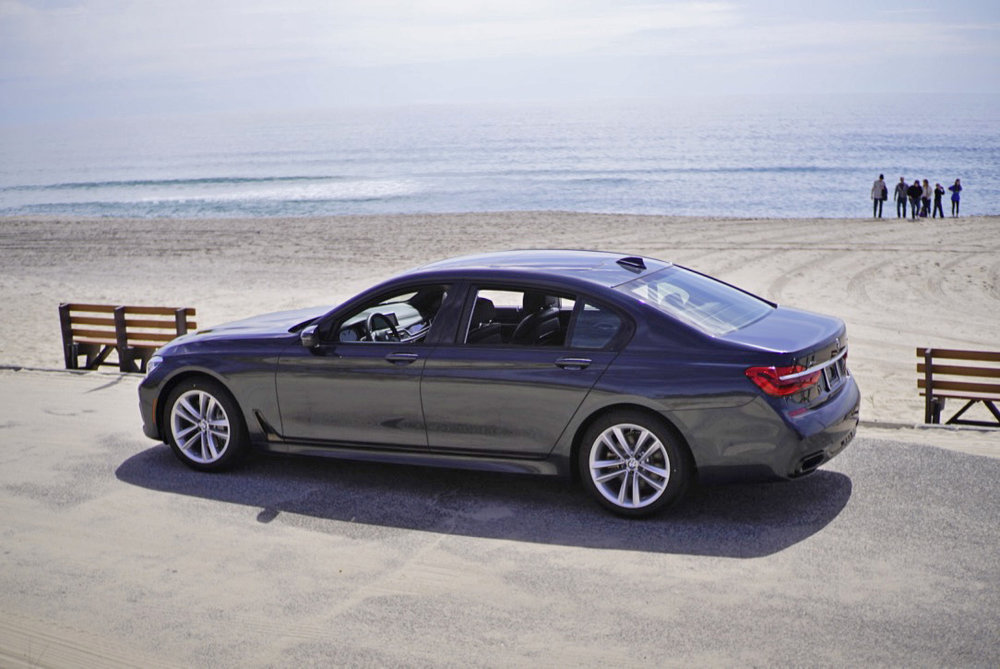 Luxury that Feels so Natural... - The 7 series takes comfort and design to a whole new level for both driver and accompanied guests.  Step inside the all new 2017 BMW 750i and explore the inner landscape of luxury. A journey worth taking.