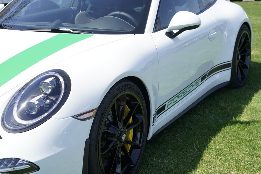 2016 Porsche 911 R - Aerodynamic performance