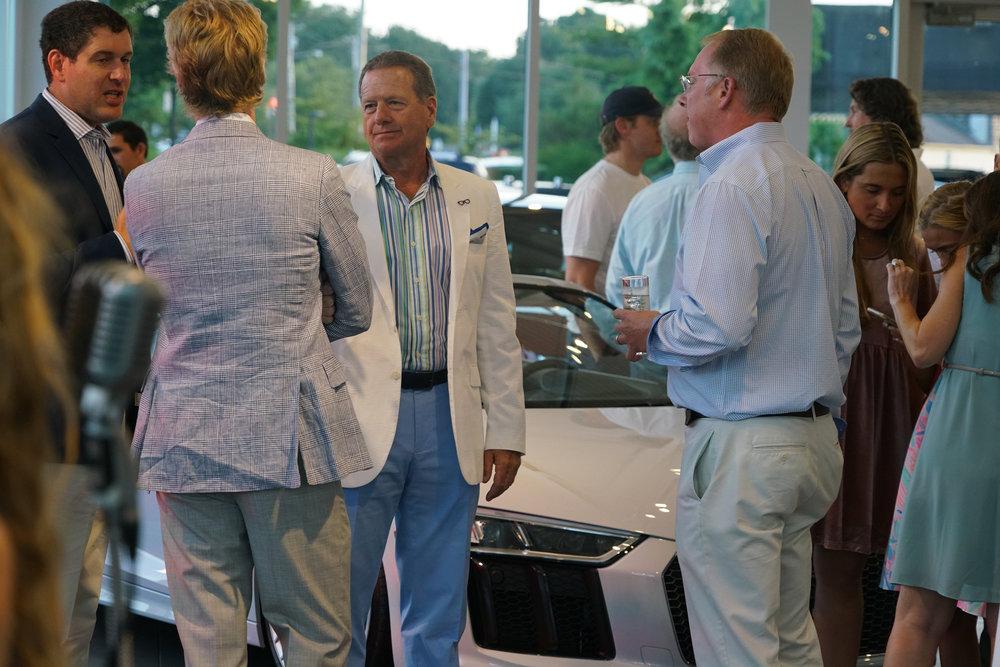 VIP Guest  - Scott Keogh, Audi President
