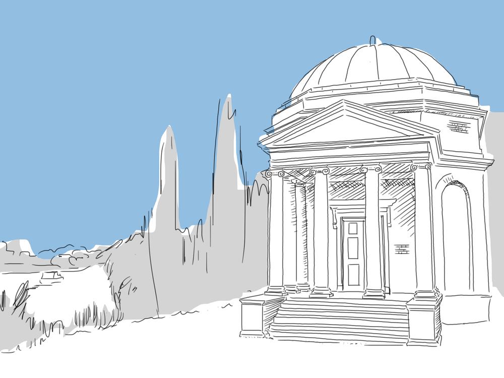 Garrick's Temple