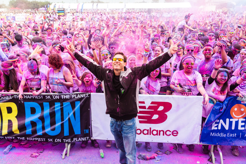 COLOUR RUN HONG KONG