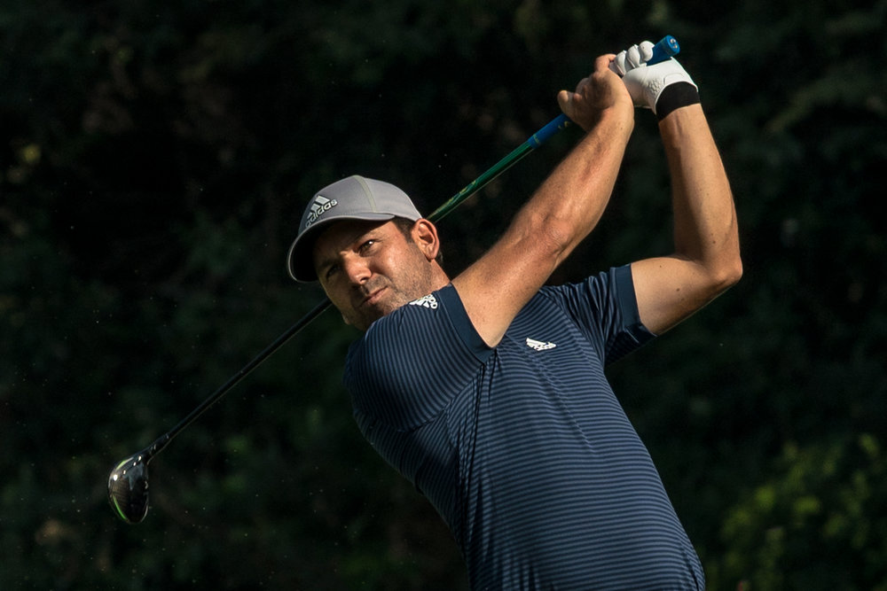Sergio Garcia, Hong Kong Open
