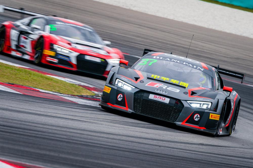 Blancpain GT Asia Sepang