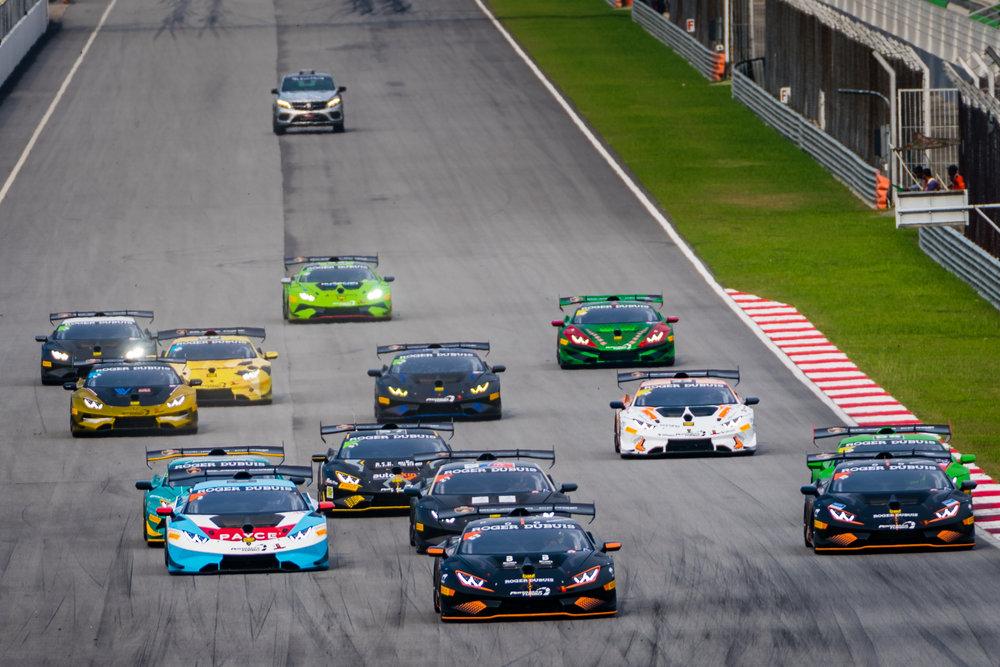 Lamborghini Super Trofeo Asia