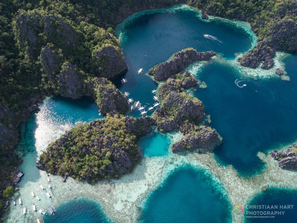 Twin Lagoon, Coron Palawan