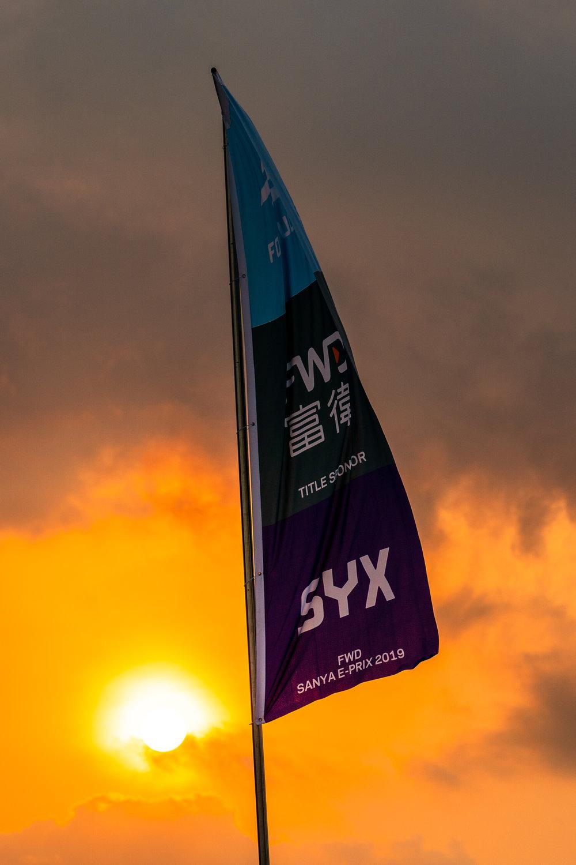 Sunrise, Sanya Formula E Prix