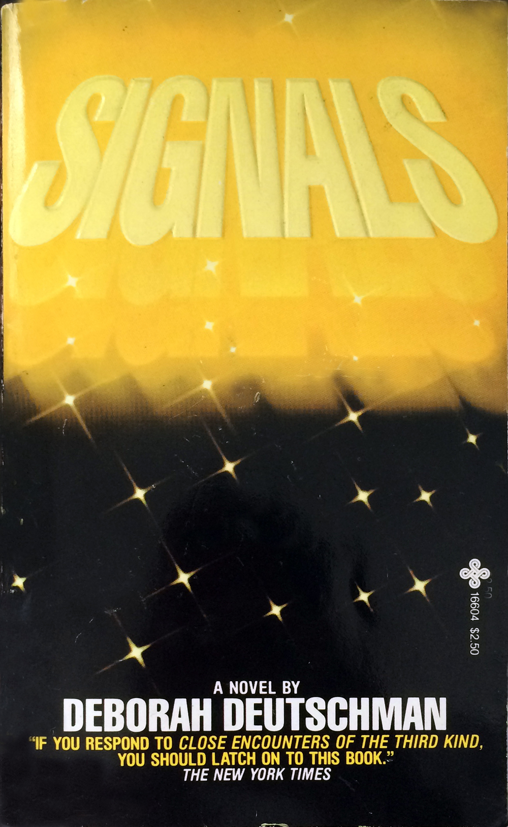 """Signals,"" published by PEI Books, Inc. (1979-1980) Paperback-- 303 pages -- ISBN: 0-872-16604-X"