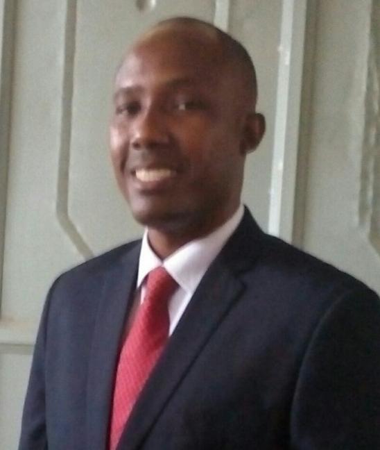 Dr Frantz Codio, MD, Haiti Country Director