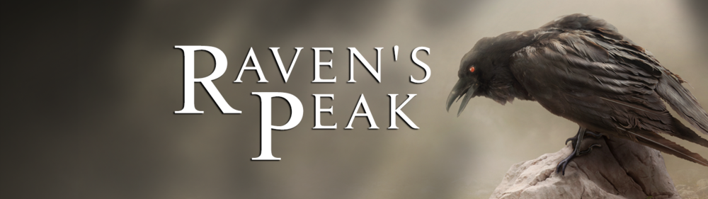 Raven's Peak is only 99 cents (from $3.49)!