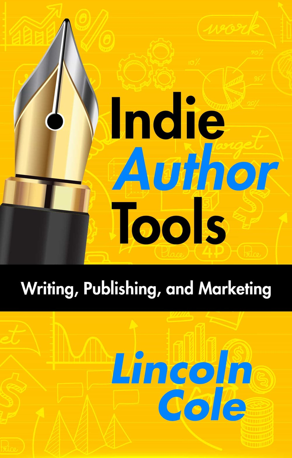Indie Author Tools - Interested in writing a book but not sure where to start? It can seem like a daunting task to try and put together your own book, and the craziest thing about it is that writing it isn't even the most difficult part. Nowadays you have to know how to publish and market on your own if you intend to sell any copies at all.Don't worry, though, because I'm here to help. I've published more than twenty books on my own, and I've helped other authors publish many more. I've learned a lot of tips and tricks along the way, and this guide is intended to help anyone new to the craft to jump in feet first and release a successful novel.