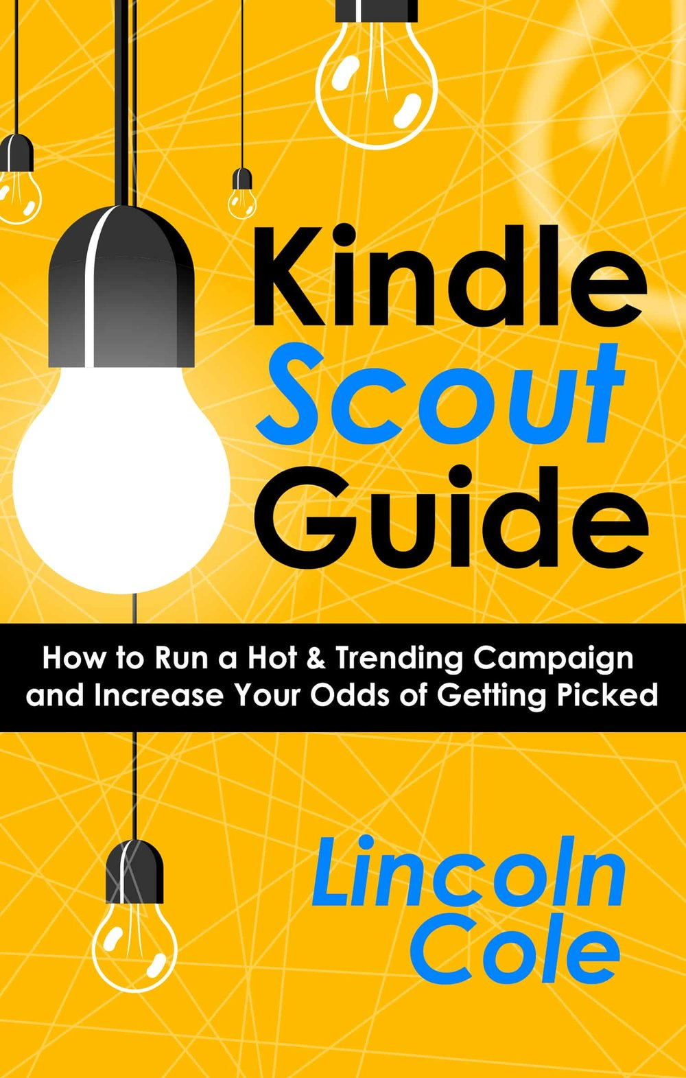 Kindle Scout Guide - There are hundreds of authors entering the program every month and trying their hand at earning a contract to become a Kindle Press Author. Don't just be another newbie submitting their book and hoping for the best: get an edge over the competition and give your book a real chance to shine and become one of the 3% of books to get selected.The information contained in this guide will help you launch and run a campaign based on the compiled advice of dozens of selected authors, as well as analysis of paid and free options to increase your campaign's visibility.