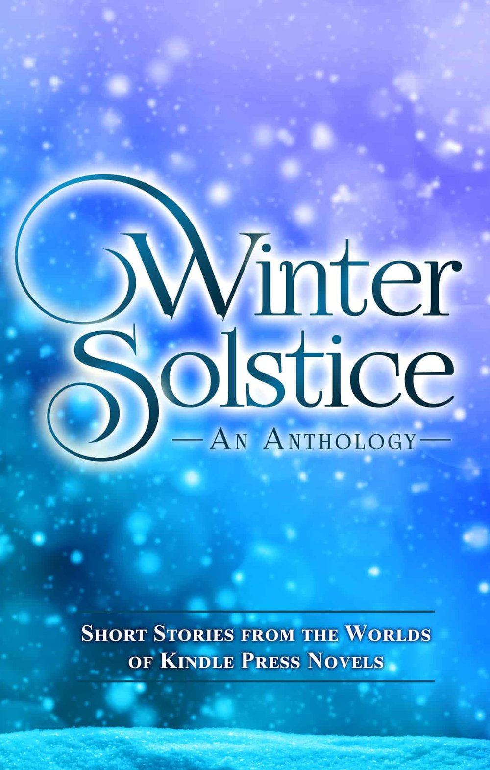 Winter Solstice Landing Page E-book Cover