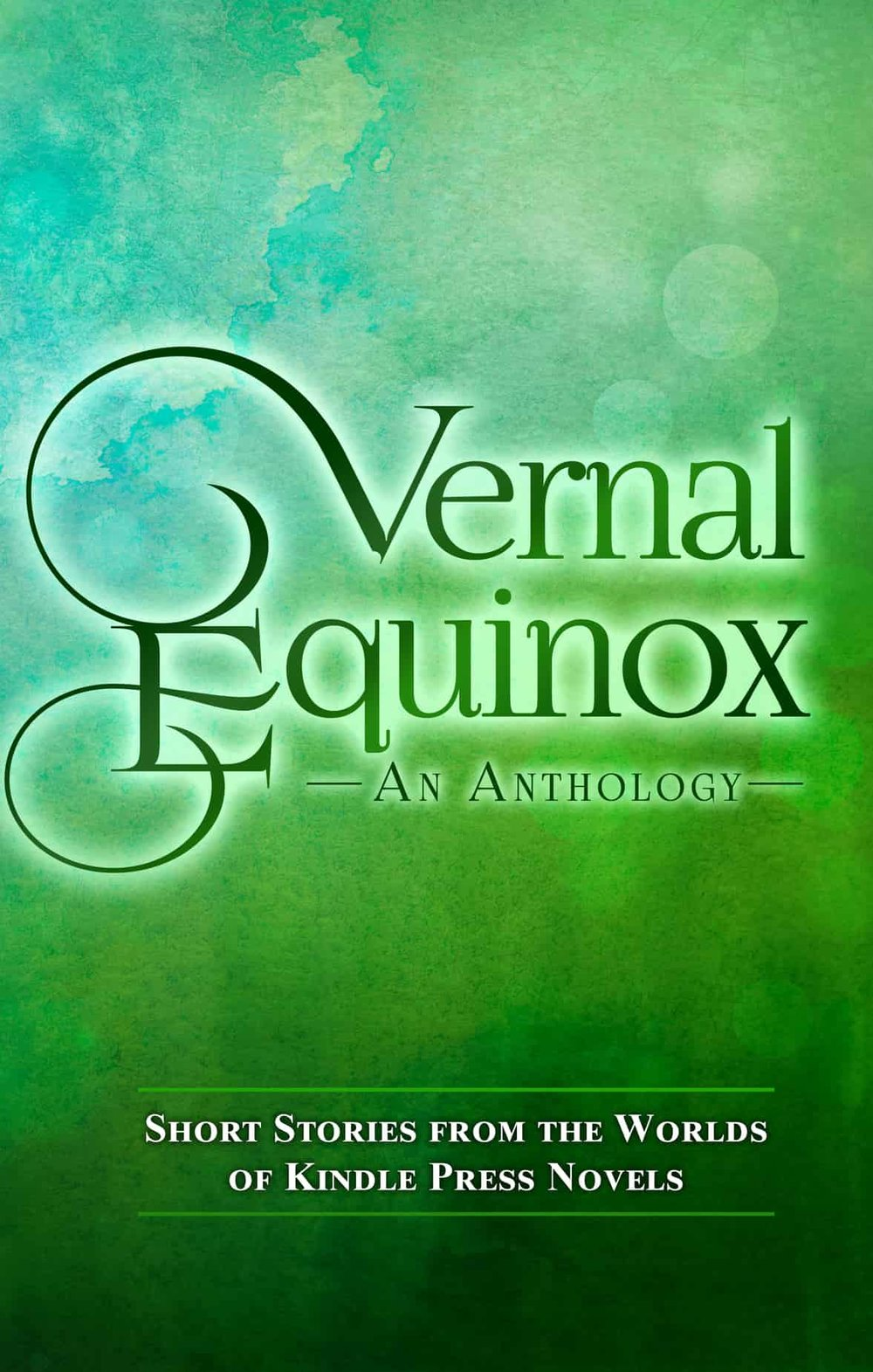 Vernal Equinox Landing Page E-Book Cover