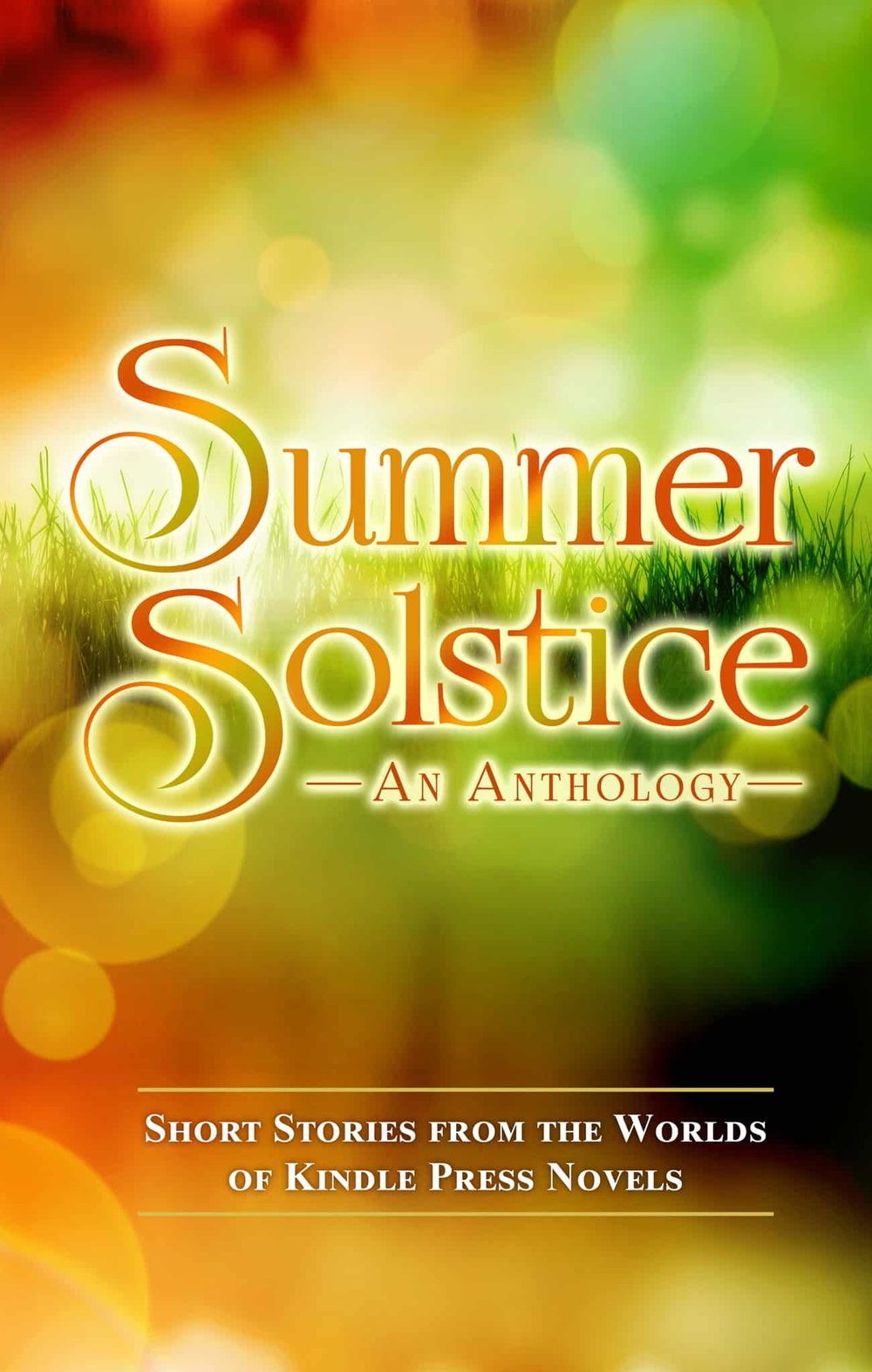 Summer Solstice Landing Page E-Book Cover