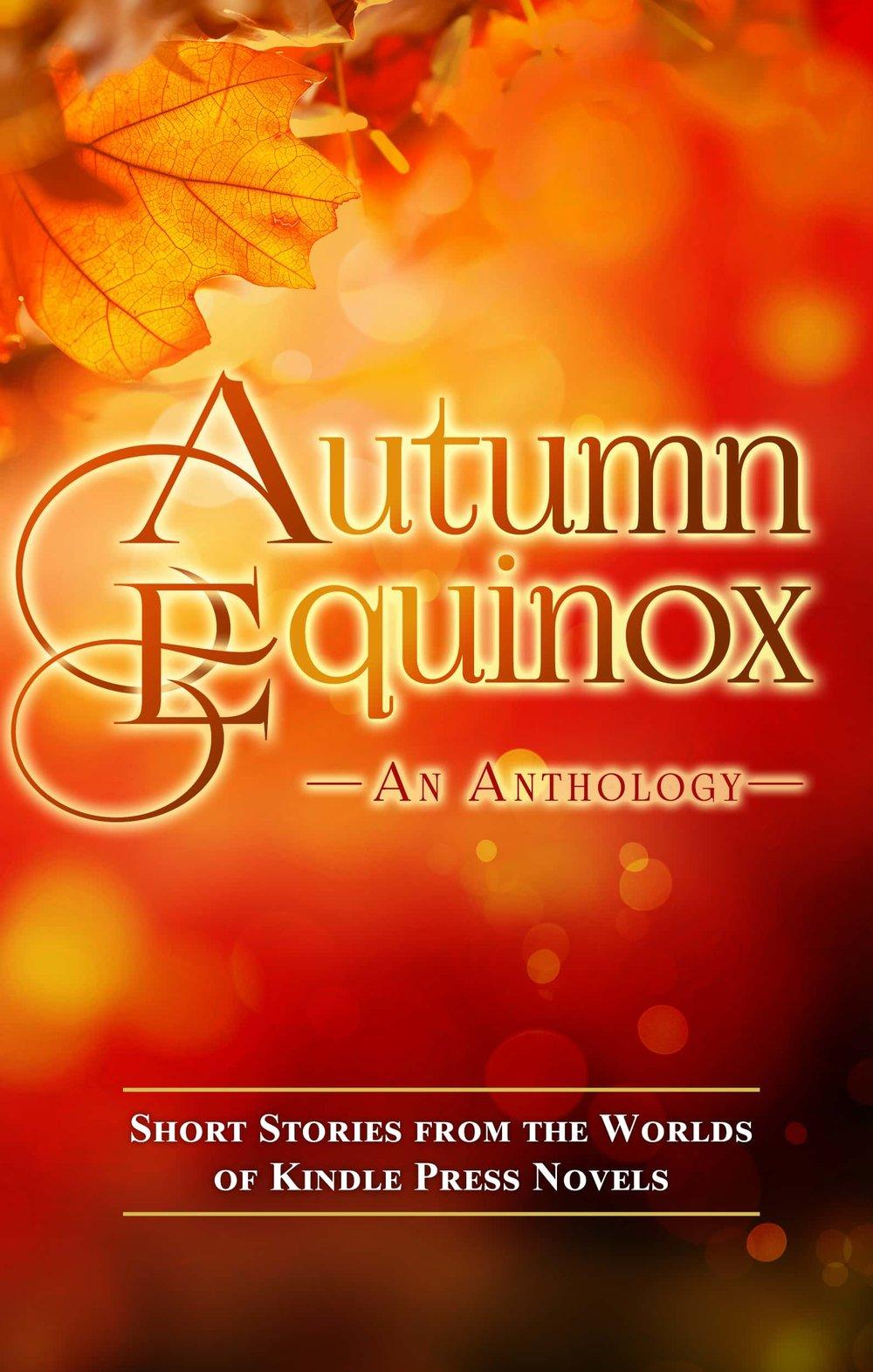 Autumn Equinox Landing Page E-Book Cover