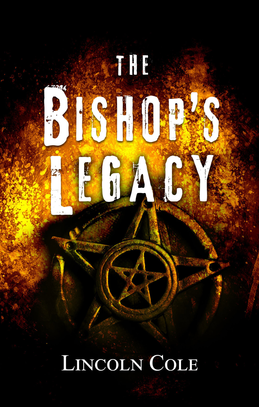 The Bishop's Legacy - Everything is falling apart for Niccolo Paladina as his mistakes come back to haunt him. He's been reminded once more that the shadowy world in which Arthur inhabits is not his own.He is ready to face the consequences for his actions, but not until he has dealt with the threat he's helped to create. Things are getting desperate, though, and they are worried that more people will be hurt before they can bring things to an end.