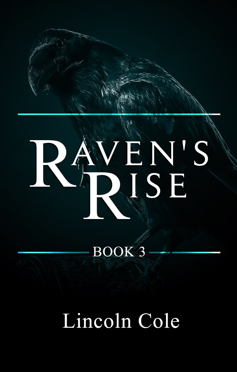 Raven's Rise - Everything has come crashing down after the events of Raven's Fall: barely anyone is left standing and the Church is blaming Abigail for the fallout. Raven's Rise begins after the explosive ending of Raven's Fall.Haatim and Dominick are struggling to understand how their worlds were flipped upside down so completely, but they are running out of time. The threat that began in the mountains is far from over. They need to find a way to survive what comes next and put a stop to the cult that is threatening their existence before it is too late.