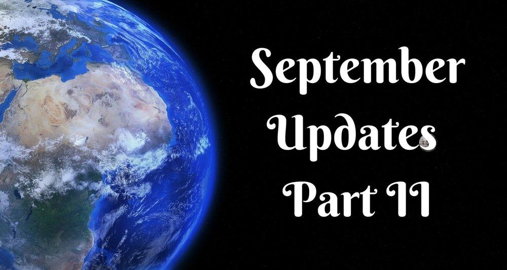 september second half blog post 2017