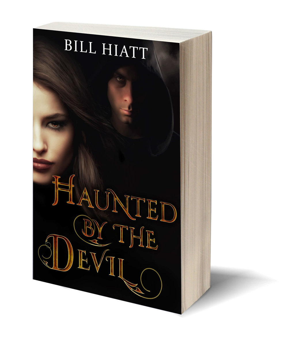 Haunted by the Devil - Nominate on Kindle Scout and get a free copy of this book if it is picked!