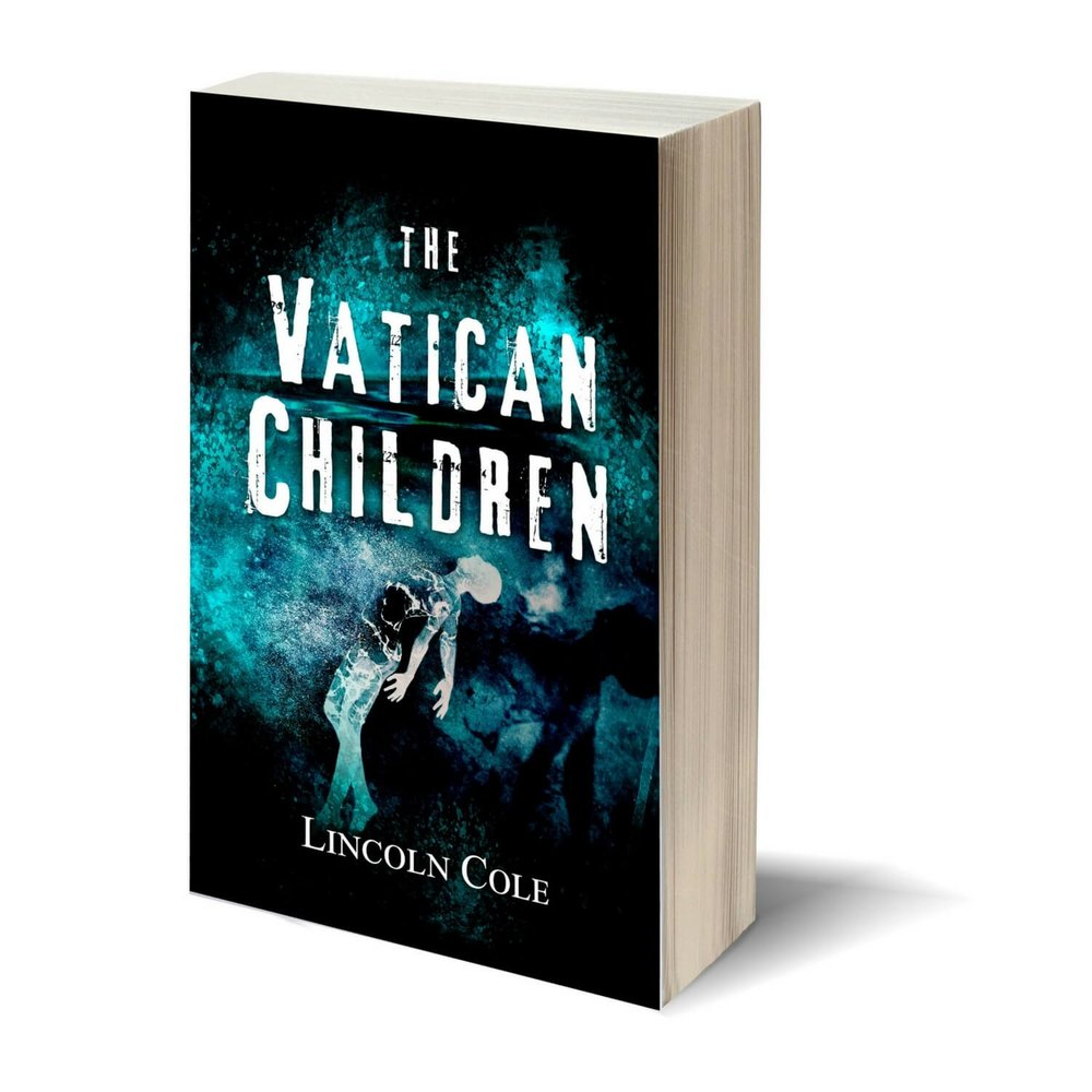 The Vatican Children - After the events of in Everett Washington, Father Niccolo Paladina decides to assist Arthur in hunting down the Bishop and bringing him to justice for the crimes he has committed. He knows that the Bishop has something big planned against the Church.Arthur, on the other hand, is hoping to find some redemption for his actions against The Ninth Circle and atone for his mistakes. Atonement, however, can be difficult to come by...Especially when the stakes are so high.