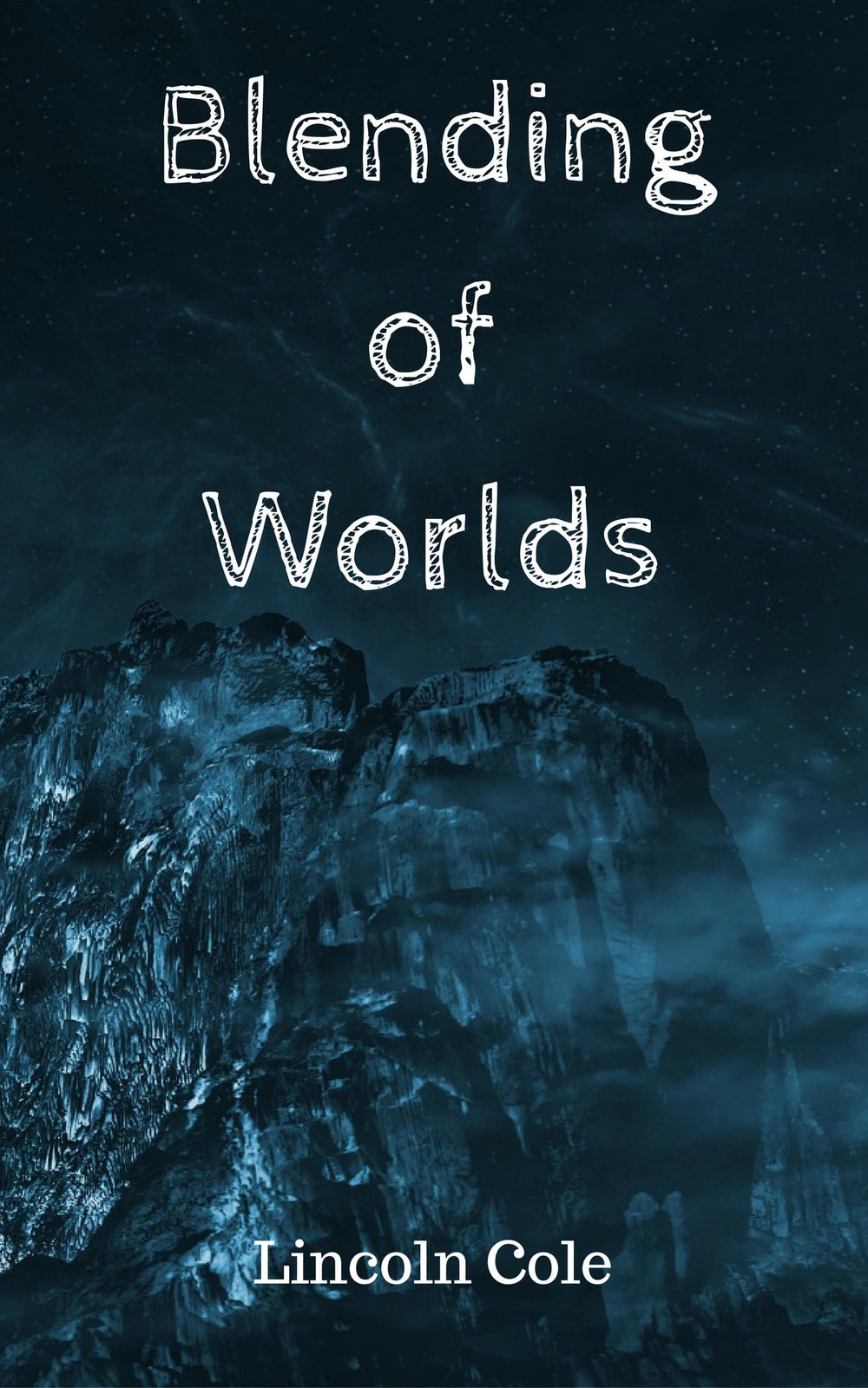 Blending of Worlds - A short fantasy story with a unique premise that ties into my Alexa Skill The Dark Citadel!