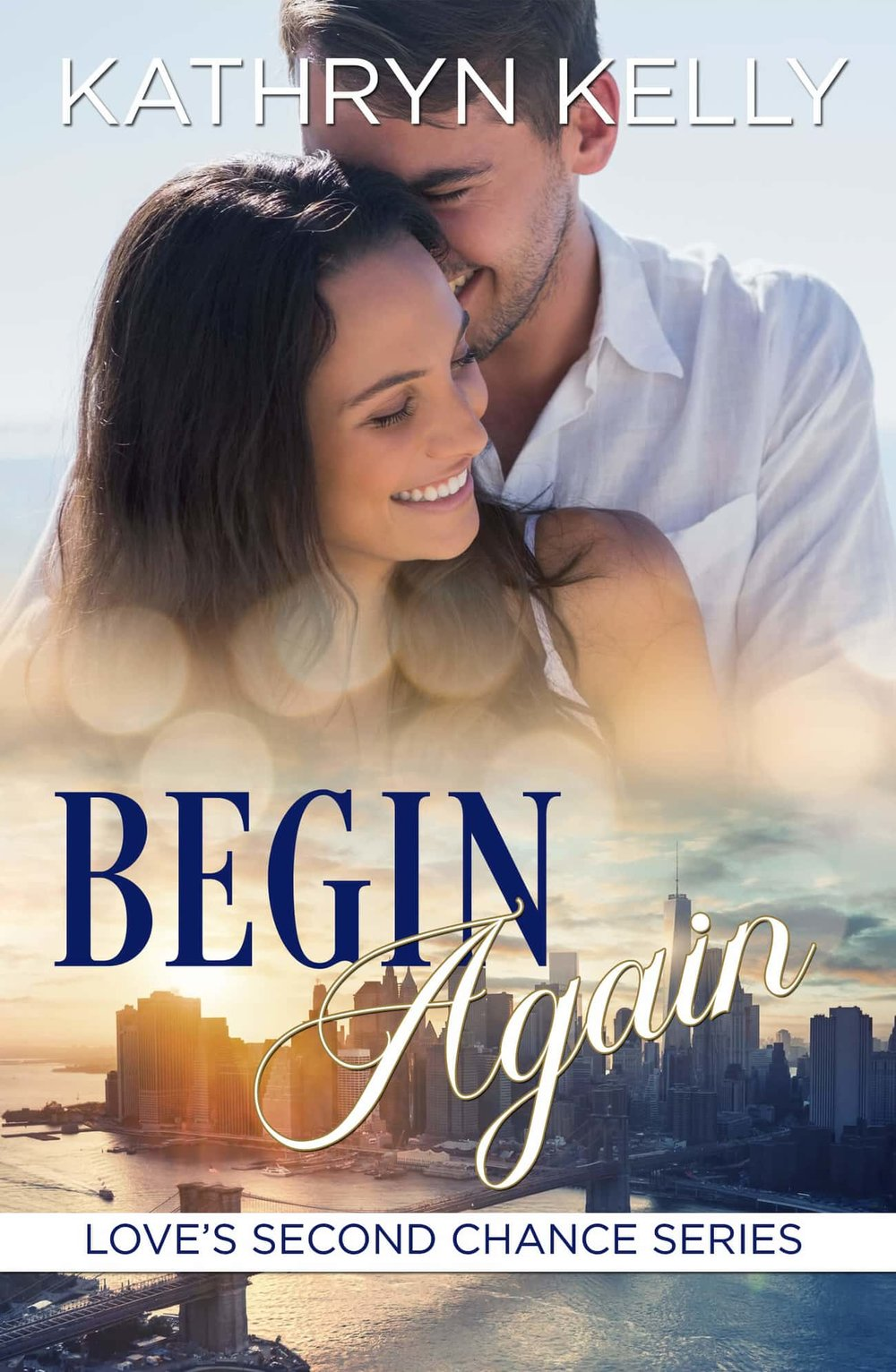 Begin Again - Savannah Richards may be charming, fashionable, and, thanks to her intelligence, at the top of her career as a drug rep, but she doesn't have time for romance. She found love once, twenty years ago, but it didn't end well. Noah set a high bar for love in Savannah's dreams. No other man had ever come close.Noah Worthington's career as an airline pilot keeps him in the air more than at home. Maybe that contributed to the downfall of his marriage. Or maybe it was the memories of the studious college freshman he'd left behind. Then a chance encounter with her sends his heart soaring. Can he be the man now that he failed to be twenty years ago?Savannah doesn't believe in chance. Noah disappeared from her life once. Now he's back. Forgiving past wrongs would take courage. Has too much time passed, or are they willing to take a second chance on a once in a lifetime love?