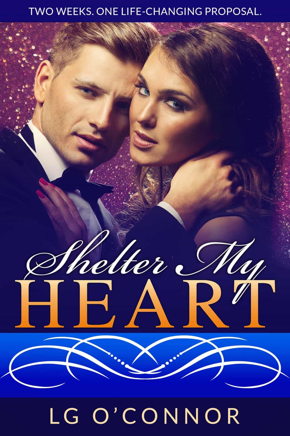 Shelter My Heart - Devon, an ailing, young CEO-in-training due to inherit his dead father's conglomerate saves the day for Jenny, an engaged young woman on her way home to see her family. To repay his kindness, she agrees to be his date for his family's annual society gala and convince the board that he's healthy and going to marry. Two weeks are all Devon needs, and two weeks are all Jenny can give—until the stakes rise, forcing Jenny to answer the question: How far is she willing to go to save Devon's life?